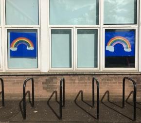 School rainbows