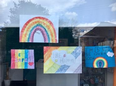 Window rainbows