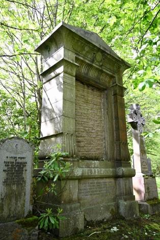 James Sellars memorial