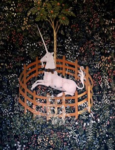 Hunt of the Unicorn tapestry