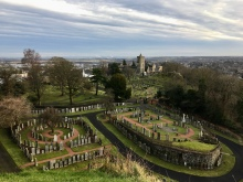 Old Town Cemetery and Holy Rude