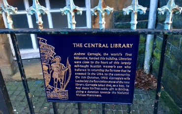Info about Carnegie