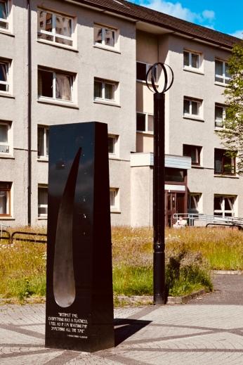 Mackintosh sculpture, Townhead