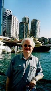 John at Circular Quay