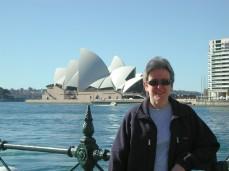 Anabel and Sydney Opera House