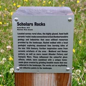 Scholars Rocks