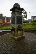 Memorial in Kirkintilloch