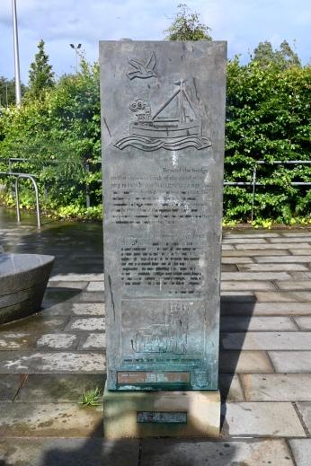 hay's boatbuilding memorial