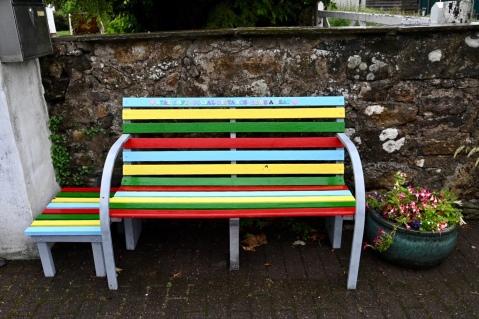 Torrance bench