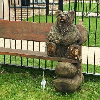 West End bear