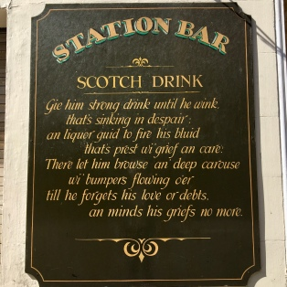 Station Bar, Cowcaddens
