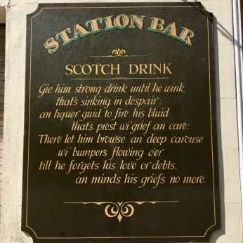 Station Bar, Cowcaddens