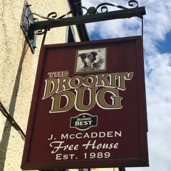 The Drookit Dug, Lennoxtown