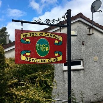 Milton of Campsie Bowling Club