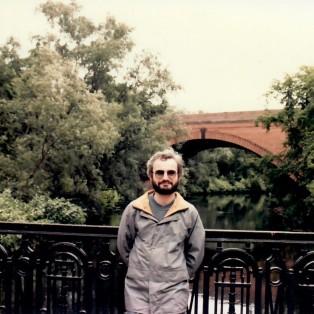 John in July 86