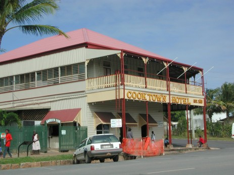 Cooktown Hotel (1875)