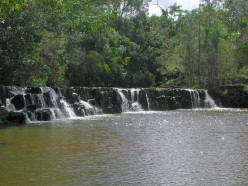 Endeavour River Falls