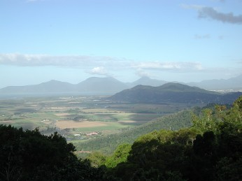 Coming down to Cooktown