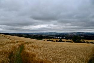 View from Knockie walk