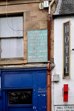 Ghost sign?