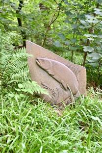 Blairgowrie riverside sculpture
