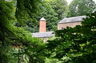 Old Furnace chimney