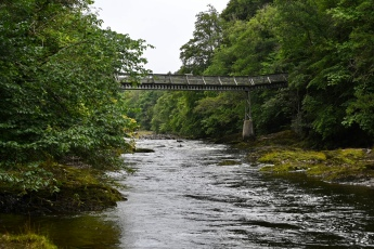 Blairgowrie footbridge