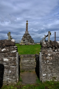 Maggie Wall Memorial, Dunning