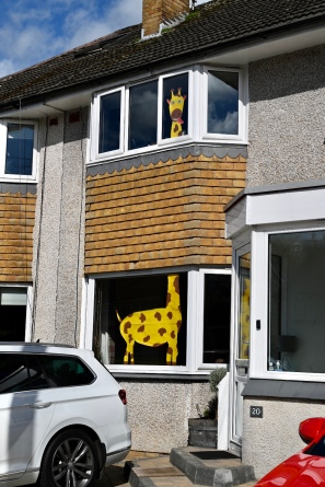 Bishopbriggs giraffe