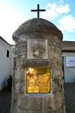 Thomas Muir cairn