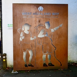 West Highland Way, Milngavie