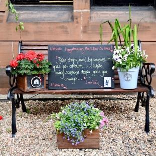 Partickhill bench