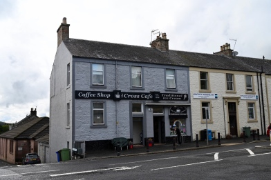 Cross Café, Kilmacolm
