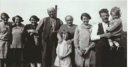 Sinclair family group