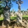 Celtic crosses, WesternNecropolis
