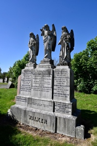 Walker memorial, Western Necropolis