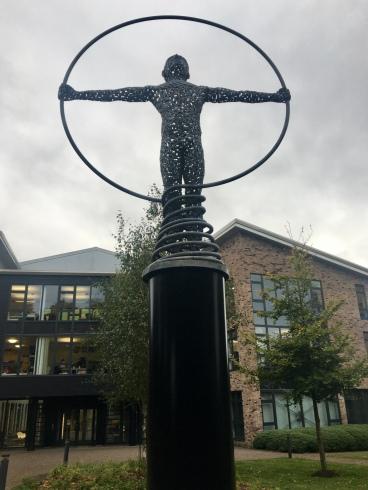 Science Park sculpture