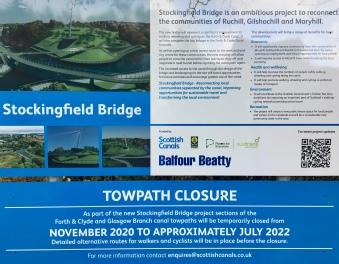 New Stockingfield Bridge