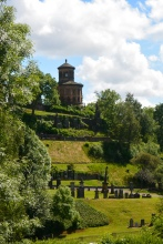 Glasgow Necropolis (Monteath Mausoleum)
