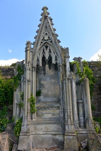 Glasgow Necropolis: Margaret Montgomerie