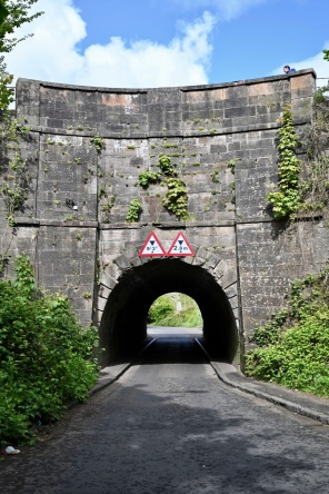 Lochburn Road tunnel