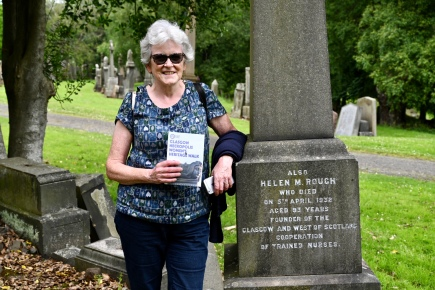 Glasgow Necropolis: Helen Rough