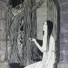 Hannah Frank mural,Gorbals
