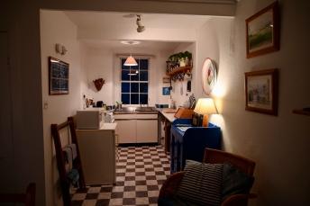 Sea Loft kitchen area