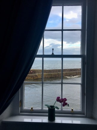 Cellardyke Harbour from Sea Loft