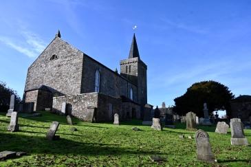 Kilrenny Church