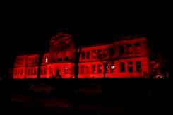 Remembrance lighting, Kelvinside Academy