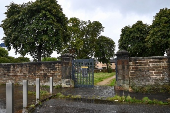 Calton Burial Ground