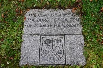 Burgh of Calton Coat of Arms