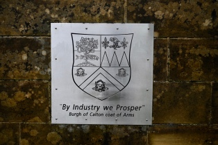 Burgh of Calton Coat of Arms